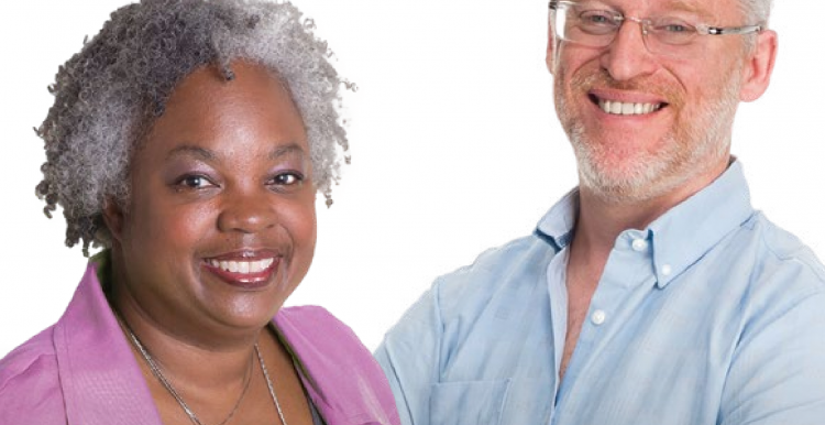 two older adults