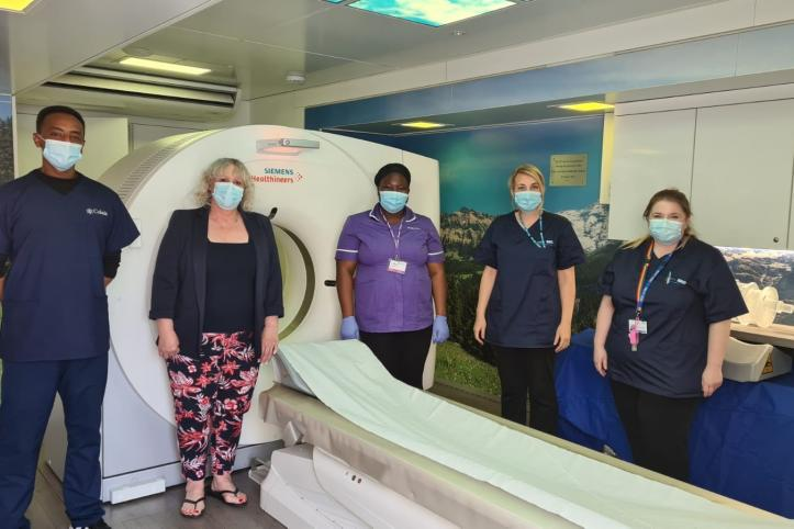 Kim Healthwatch - Inside the facility