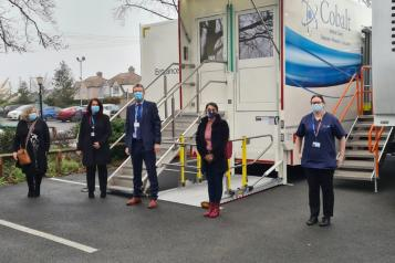 Thurrock Community Hospital - Lung Checks